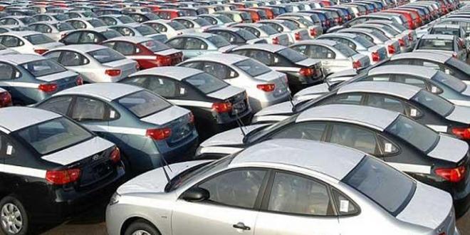 مزاد علني لبيع 500 سيارة مسـتعملة في دمشق أخبار الصناعة السورية