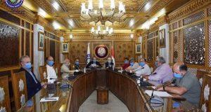 القطاع الهندسي بغرفة صناعة دمشق وريفها